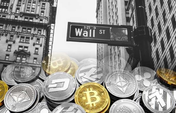 Wall street invest in bitcoin